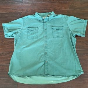 Red Head Brand Co short sleeve Cotton Button Down